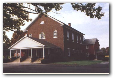 Heidelberg Lutheran Church