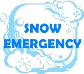 Snow Emergency