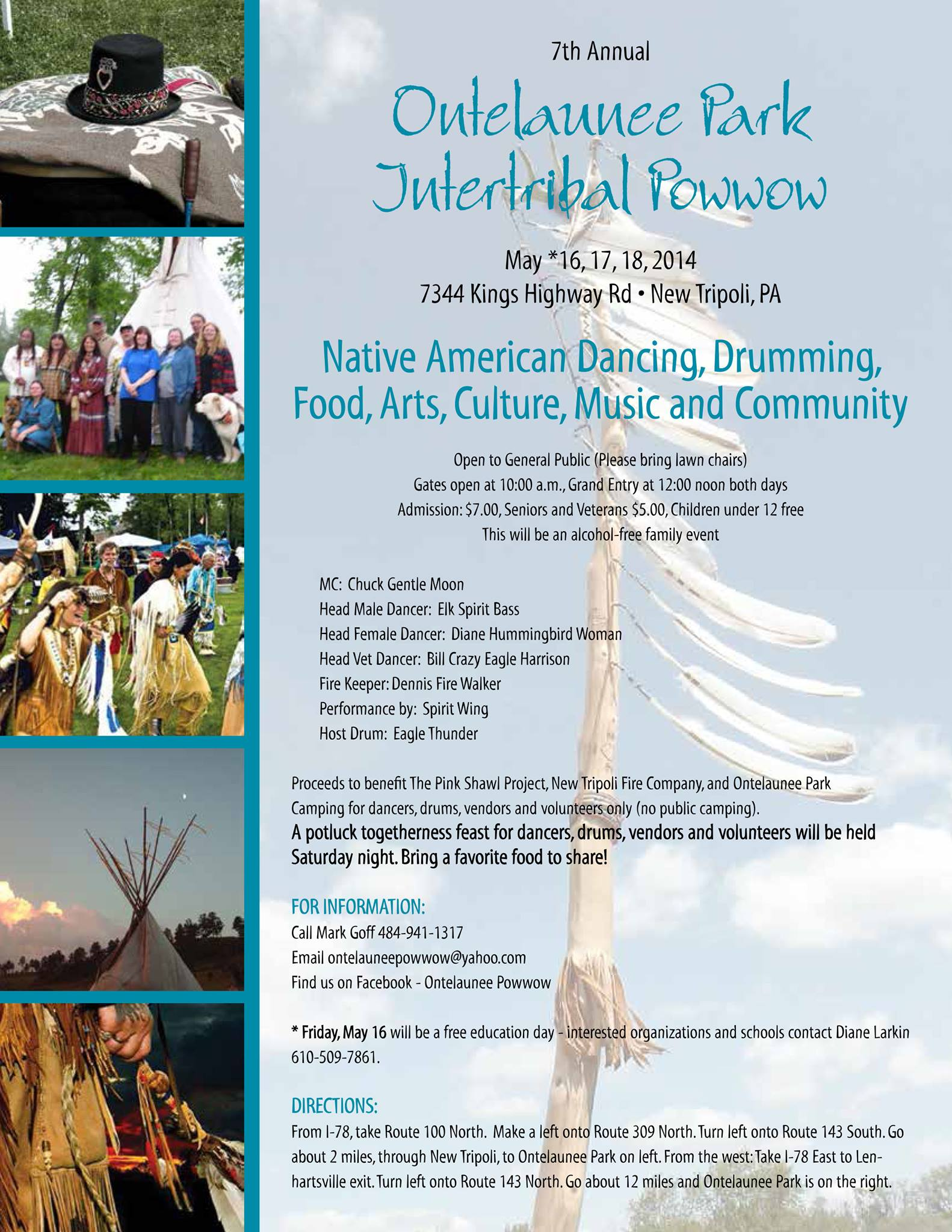 2014 Ontelaunee Powwow