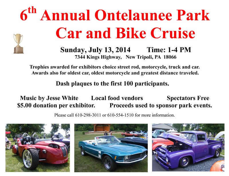 2014 Car & Bike Cruise