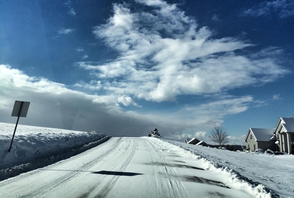 NWL Snowy Road