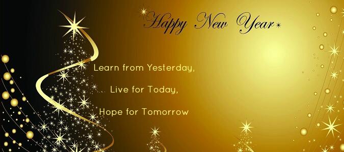 Happy New Year 2016 Hd Wallpaper Heidelberg Township