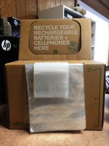 rechargeable battery recycling