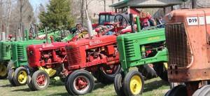 farm fest tractors 2016