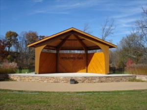 ontelaunee park band shell