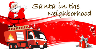 santa-in-neighborhood